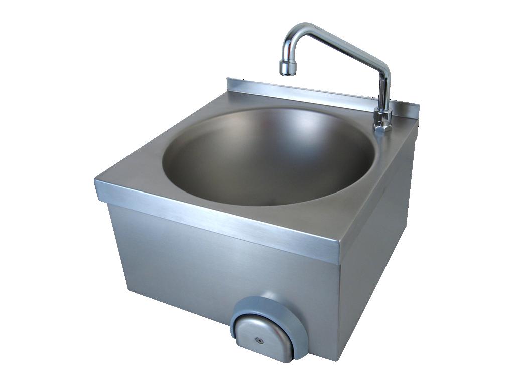 Hand-washing sink units
